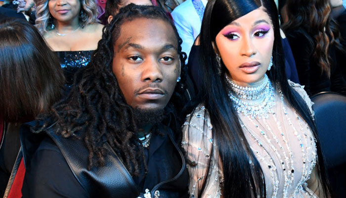 Cardi B defends ex Offset on Twitter