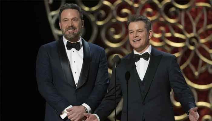 Ben Affleck, Matt Damon insult each other with Batman, Jason Bourne taunts