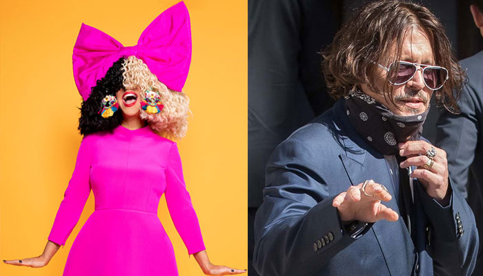Sia defends Johnny Depp against Amber Heards defamation lawsuit