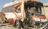 At least 16 killed as passenger bus plunges into ravine near Skardu