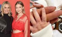 Gigi Hadid's mum Yolanda surprises fans with her first post about daughter's newborn baby