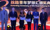 Pakistani students shine at 3rd Silk Road and Young Dreams Award Ceremony
