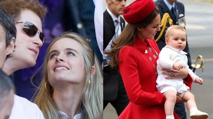 Kate Middleton, son Prince George 'convinced' Prince Harry's girlfriend Cressida Bonas to split?