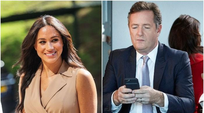 Piers Morgan thinks Meghan Markle wants to become 'a bigger megastar'