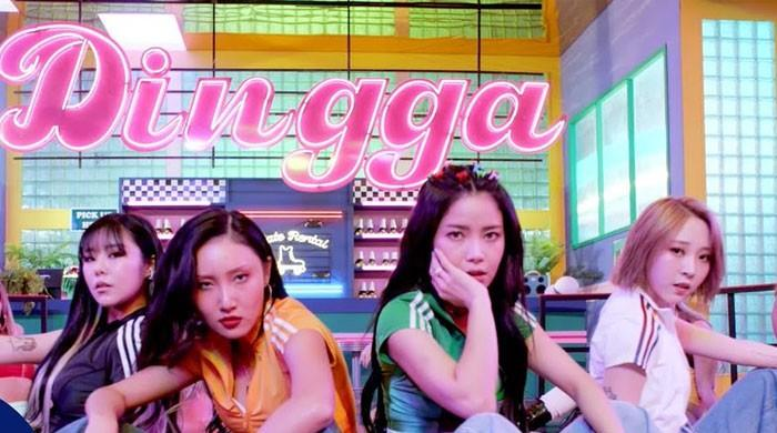 MAMAMOO's teaser for new track 'Dingga' sets the internet ablaze