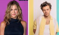 Harry Styles rocks Jennifer Aniston's iconic T-shirt from 'Friends'