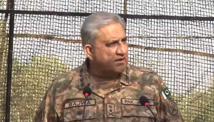 Gen Bajwa calls on troops to give 'all-out support' to population affected by Indian shelling