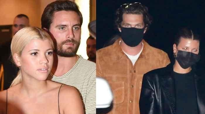 Scott Disick's ex Sofia Richie seems to start new journey with Matthew Morton