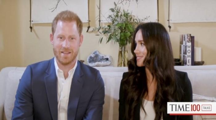 Meghan Markle, Prince Harry's 'Times100 Talk' is here: Sussexes talk about 'engineering a better world'