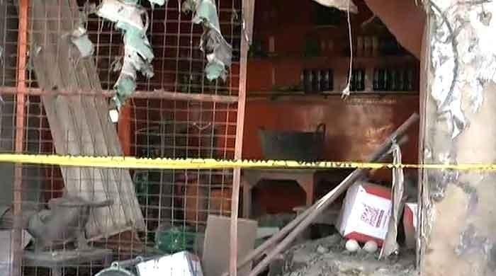 Maskan Chowrangi blast kills three, injures 15