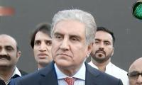 FM Qureshi cautions against India's bid to take Pakistan back to ICJ