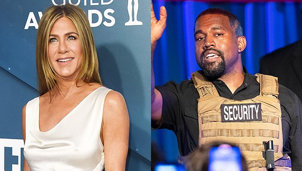 Jennifer Aniston Says Don't Vote Kanye West, 'It's Not Funny'