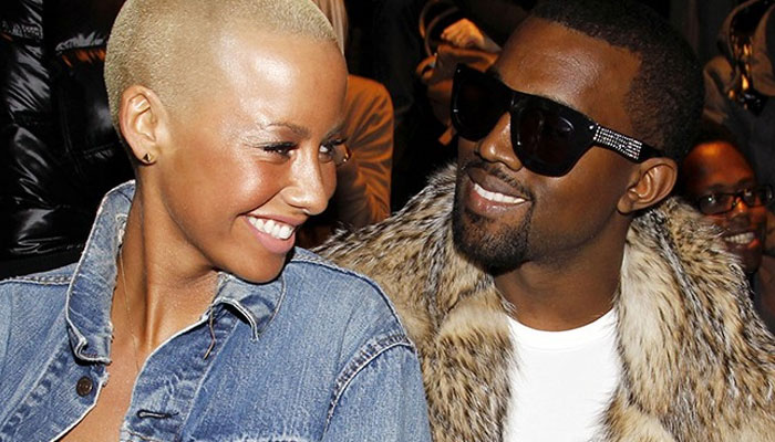 Amber Rose on Kanye Wests constant bullying: 'Just leave me alone