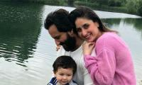 Kareena Kapoor on how Saif Ali Khan reacted when she told him about pregnancy