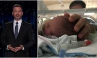Jimmy Kimmel reminisces upon 3-year-old son's painful heart surgeries