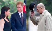 Prince Philip becomes a hit after 'wise decision' of snubbing Harry, Meghan Markle