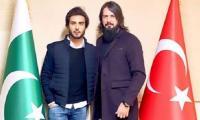 Ertuğrul's Aliyar Bey loves Pakistan