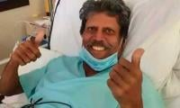 Kapil Dev's condition improving after coronary angioplasty