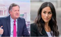 Piers Morgan dubs Meghan Markle 'a privileged princess': 'get some perspective'
