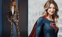 Supergirl actress Melissa Benoist accused of politically influencing her fans