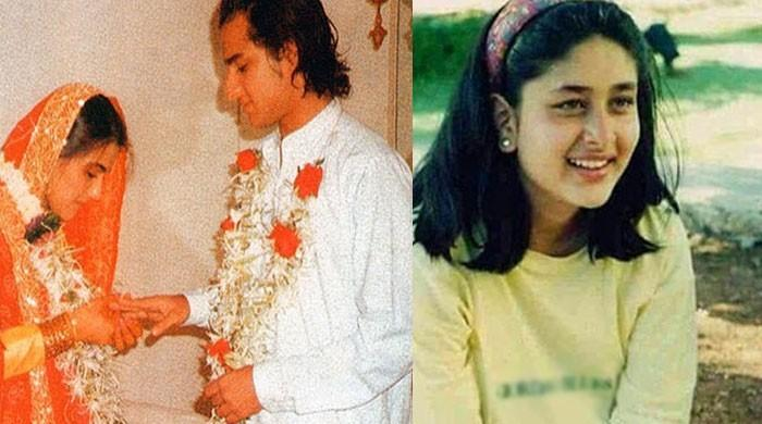 Kareena Kapoor congratulated Saif Ali Khan on his first marriage with Amrita Singh: blast from the past