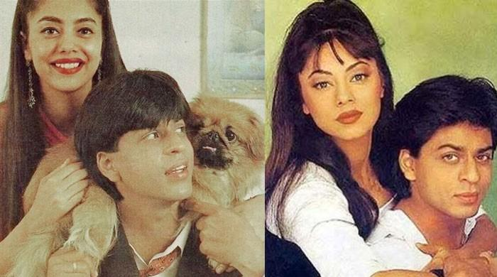 Shah Rukh Khan admits he had to 'fool' Gauri on honeymoon as he was 'poor'