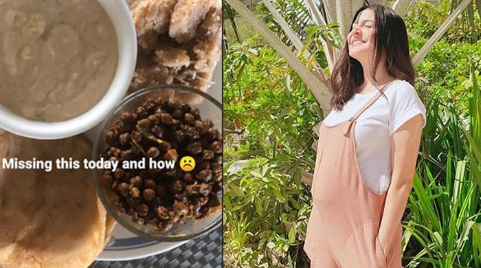Pregnant Anushka Sharma is craving for Navratri food