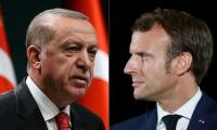 France recalls envoy after Erdogan takes on Macron for anti-Muslim policies