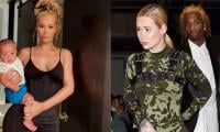 Iggy Azalea posts sweet photos of son for the first time hours after confirming her breakup with boyfriend Playboi Carti