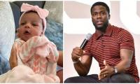 Kevin Hart worries about being a 'jaded dad' following fourth baby's arrival