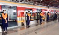 CM Buzdar inaugurates Lahore Orange Line Train project