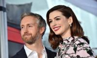 Anne Hathaway lifts the veil off her son's name nearly one year after birth