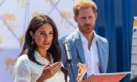 Meghan Markle and Prince Harry praised for their 'wonderful' speeches about US election