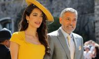 George and Amal Clooney quash claims about not knowing Prince Harry, Mehgan Markle
