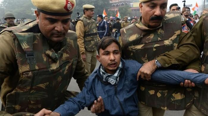 HRW criticizes crackdown on BJP on Indian civil society groups
