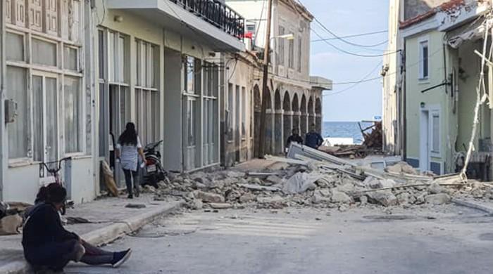Pakistan 'deeply saddened' by Turkey earthquake
