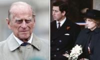 Prince Charles blames father Philip for disastrous marriage to Princess Diana