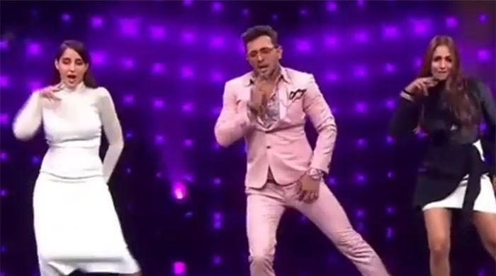 Nora Fatehi, Malaika Arora's dance with Terence Lewis breaks the internet: WATCH