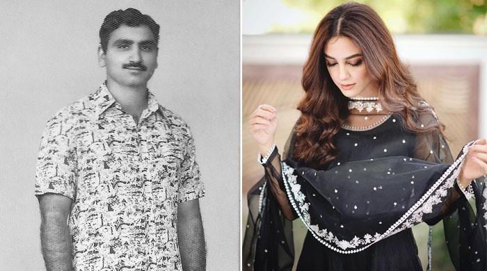 Maya Ali pens down heartfelt note on her father's death anniversary