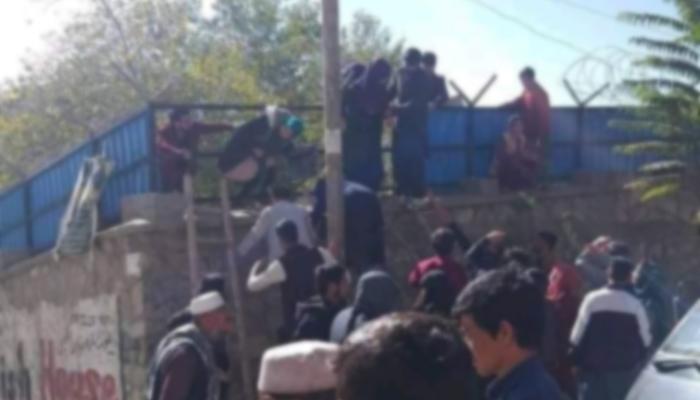 Blast, gunfire erupt near Kabul University