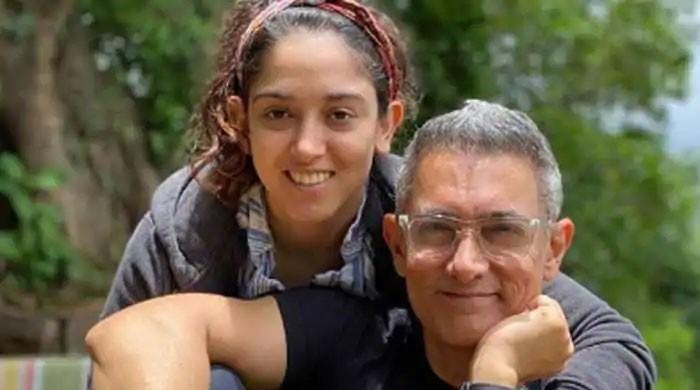 Aamir Khan's daughter Ira Khan breaks silence about parents' divorce