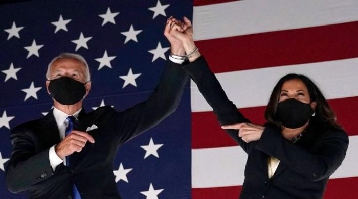 Joe Biden wins US presidency: Ariana Grande, Lizzo, Miley Cyrus and more stars react