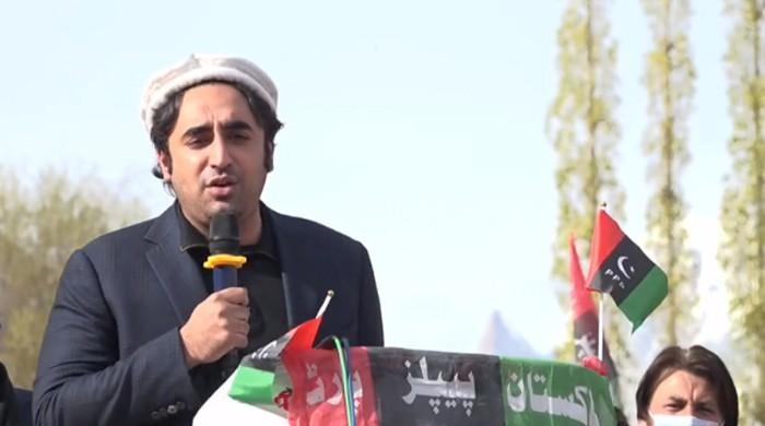 PPP's Bilawal says that Prime Minister Imran Khan had opposed giving GB provincial status
