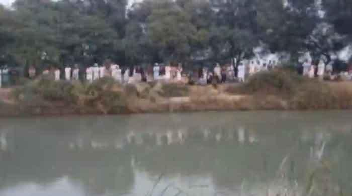 Dera Ismail Khan: 20 killed after rickshaw falls into canal