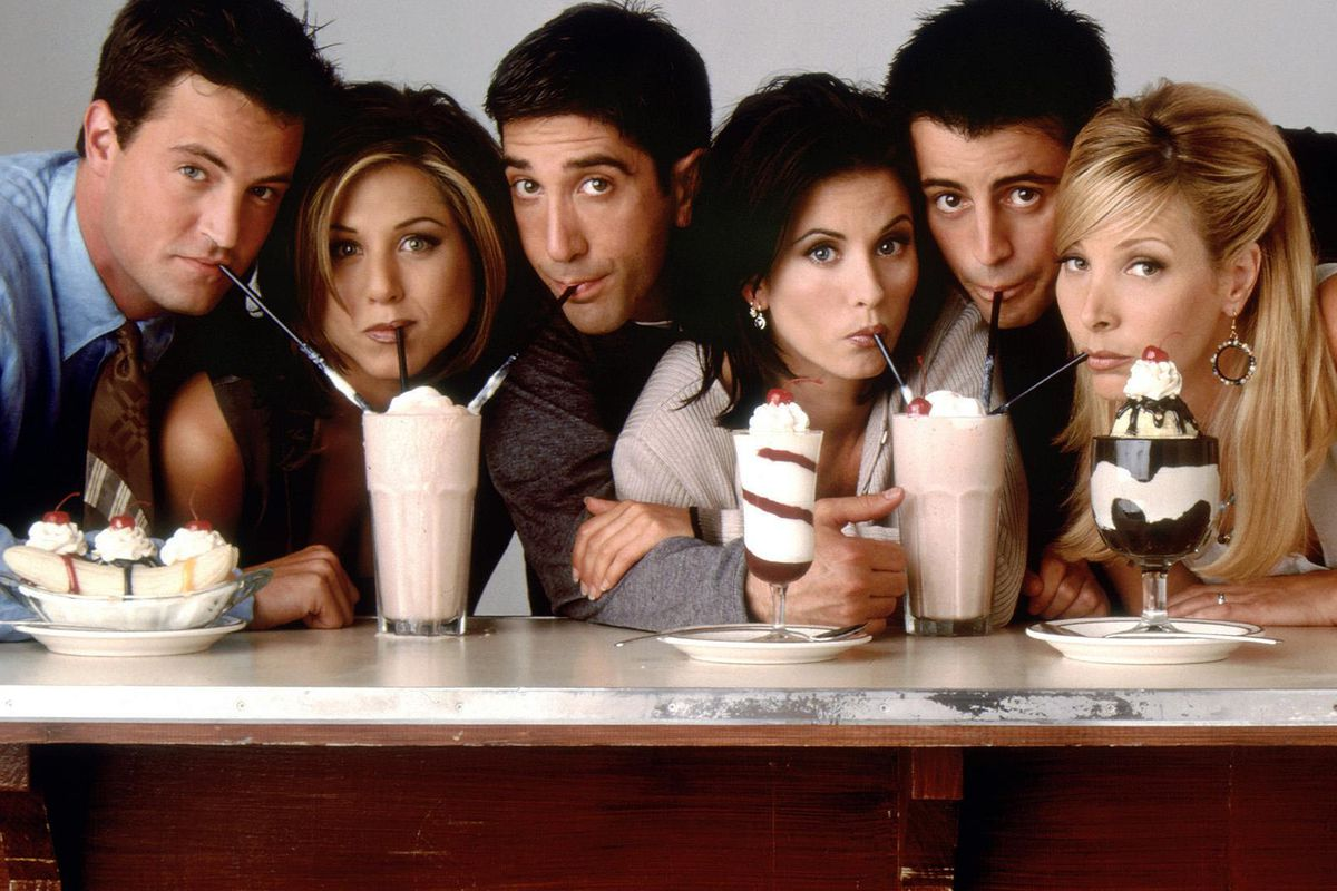 Delayed 'Friends' reunion expected to film in March, Matthew Perry says
