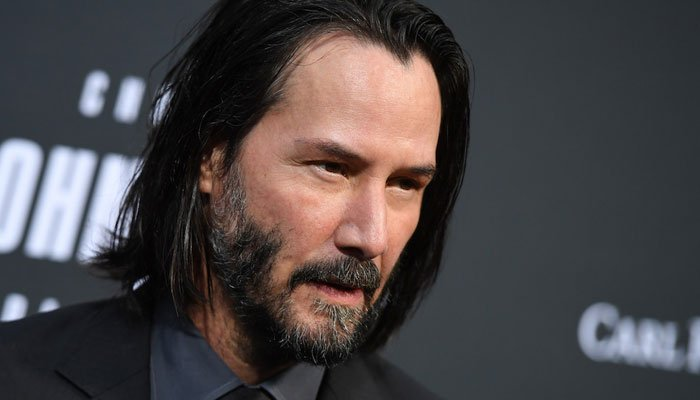 Keanu Reeves slammed over Matrix wrap party masked as a film shoot