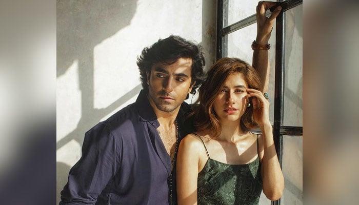 Sheheryar Munawer, Syra Yousuf look mesmerising in latest shoot