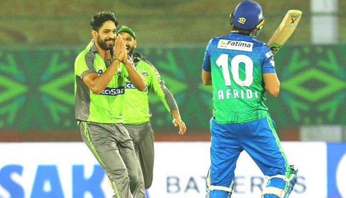 Haris Rauf opens up about Shahid Afrid's wicket celebration