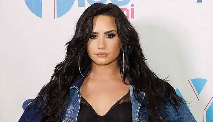 Demi Lovato Sizzles In Her Short Blonde Pixie Cut After Split From Max Ehrich