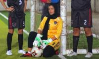 Women's football tournament opened for first time in Saudi Arabia